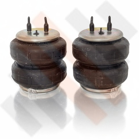 Firestone Double Convoluted Air Spring | Airsuspension | 6781 | A01-760-6781