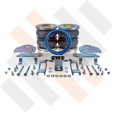 Ford Transit FWD 250/350 High Chassis Dunlop Semi-Airsuspension kit 2-way | Ford Transit Airuspension