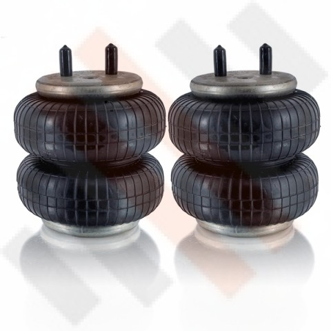 Contitech double convoluted airsprings