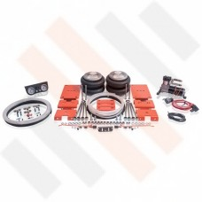 Peugeot Boxer X230 Oluve Comfort Semi Air Suspension Kit 2-way with Compressor Kit Thomas 215