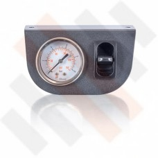 Gauge Dashpanel Ø 40 mm 1-way system Matte Grey