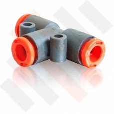 T-shape Push-in Air Fitting 6mm | Semi-airsuspension