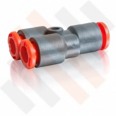 Y-shape Push-in Air Fitting 8mm to 6mm | Semi-airsuspension