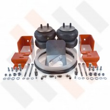 Ford Transit Double RWD 300-350 Oluve Hulpluchtveringset 2-weg systeem