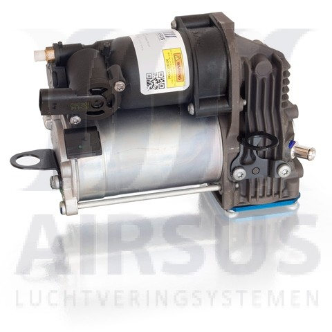 Opel Movano B X62 Luchtvering Compressor AMK  95514729