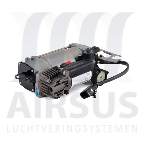 Volkswagen Touareg Luchtvering Compressor | Air Supply Unit 7P0698007A