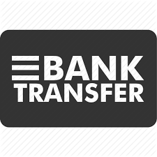 Payment in advance by banktransfer